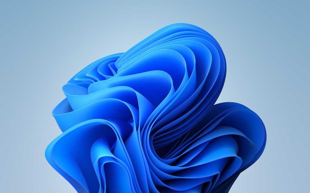 Windows 11 arkaplan resimleri açık mavi